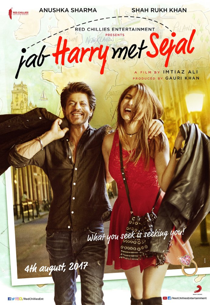 Jab Harry met Sejal 2017 1080p WEB-DL مترجم
