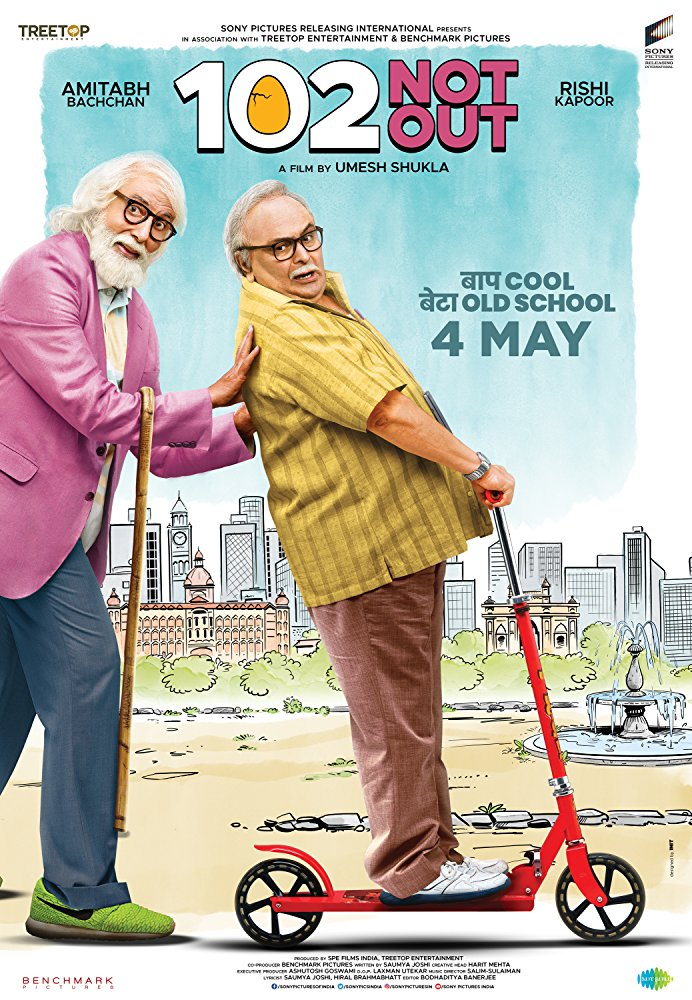 102 Not Out 2018 1080p WEB-DL مترجم